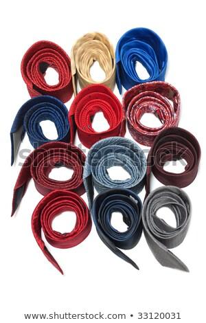 milticolour male ties convolute ring stock photo © ruslanomega
