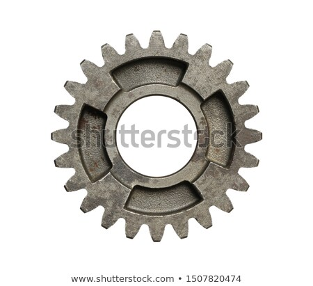 Old rusty gear  Stock photo © premiere
