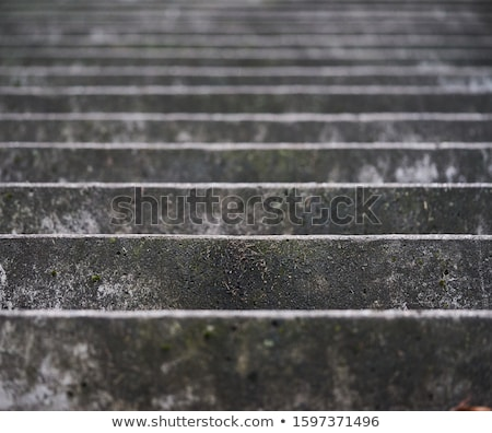 промышленных лестницы металлический огня бежать Современная архитектура Сток-фото © sirylok
