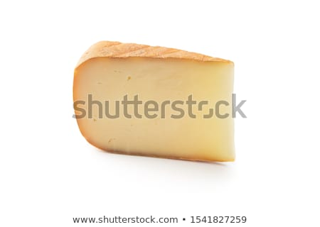 Wedge of cheese Stock photo © luiscar