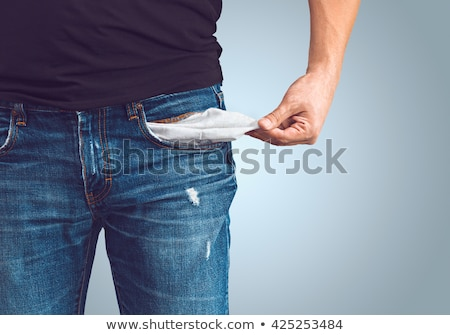 empty pockets stock photo © icefront