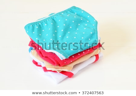 red panties Stock photo © dolgachov