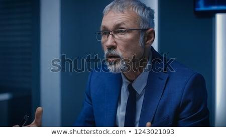 Business partners having heated debate Stock photo © photography33