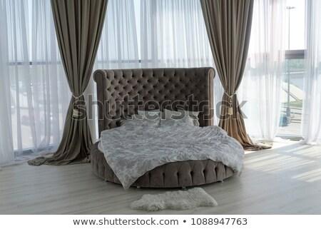 beautiful curtain Stock photo © Witthaya