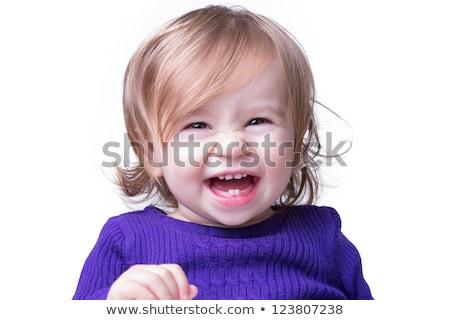 快樂 嬰兒 笑 不怕 新 看 商業照片 © ozgur