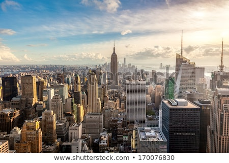 Times Square New York City auto stad licht stedelijke Stockfoto © arcoss