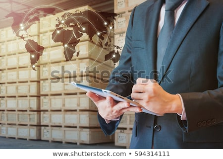 World Package Delivery Stock photo © Lightsource