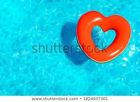 red pool Stock photo © ArenaCreative