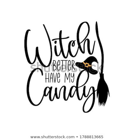 Wicked Witch Stock photo © piedmontphoto