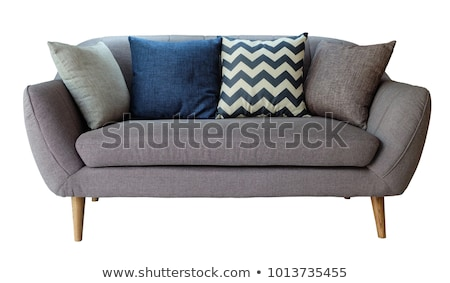Cushion for backgrounds. Clipping path Stock photo © karammiri
