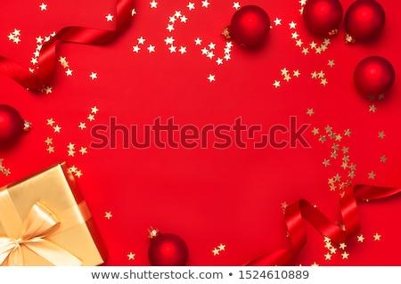 赤 祭り 弓 ベクトル 幸せ ストックフォト © almoni