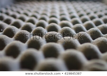 microfiber insulation for noise in music studio or acoustic hall Stock photo © feelphotoart