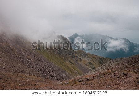 trentino   high pejo valley stock photo © antonio-s
