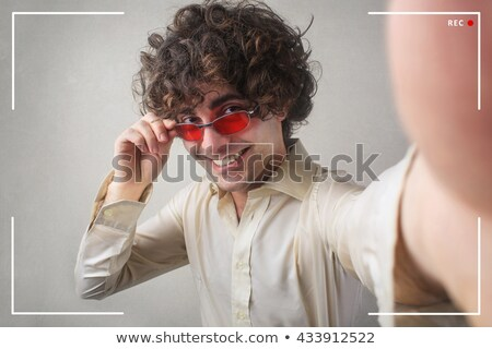 man shoots himself Stock photo © mizar_21984