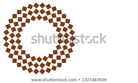 darabok · tej · csokoládé · fehér · bár · fekete - stock fotó © foka