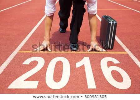 Goals 2016 Stock photo © andreasberheide