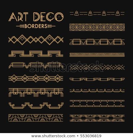 beautiful deco stock photo © frescomovie