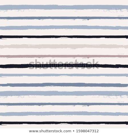 Naadloos patroon Rood Blauw witte Stockfoto © pakete