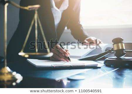 criminal justice stock photo © kentoh