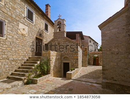 Rezevici medieval monastery entrance Stock photo © Steffus