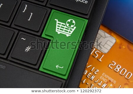 Shopping online world wide web commerce rete Foto d'archivio © stuartmiles