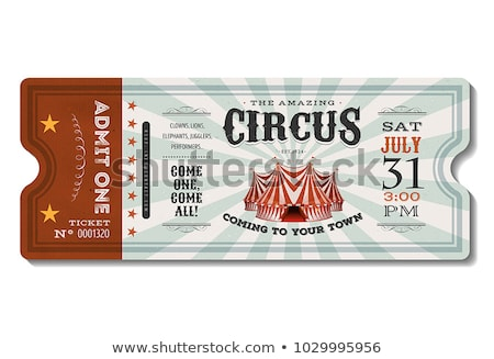 Circus Stock photo © bluering