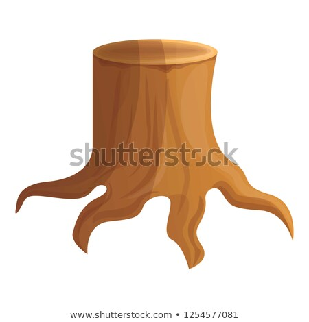 a stump with a hollow stock photo © bluering