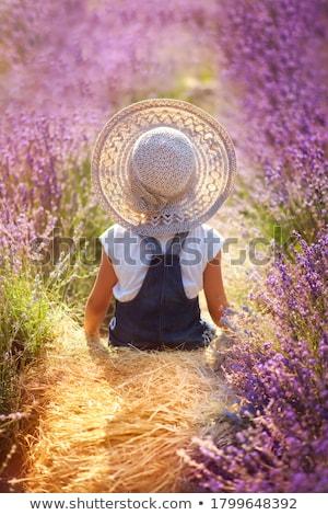 Faceless girls Stock photo © bluering
