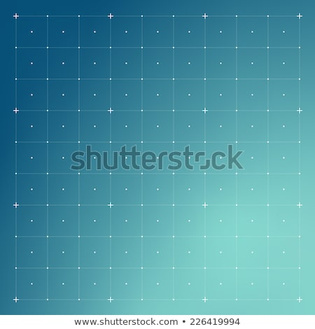 Grid HUD interface. Vector Futuristic user interface Stock photo © Said