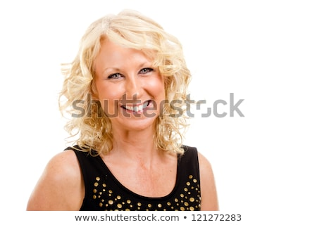 Middle Aged Cougar Woman Stock photo © keeweeboy