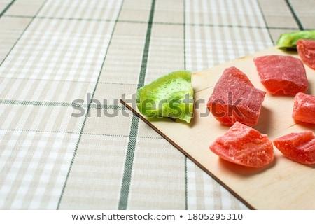 frutta · gusto · zucchero · candy · soft · pastello - foto d'archivio © digifoodstock
