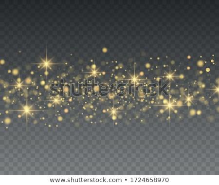 dorado · resumen · lujo · bokeh · luz · efecto - foto stock © sarts