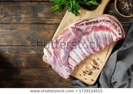 мяса ягненка Spice Сток-фото © Masha