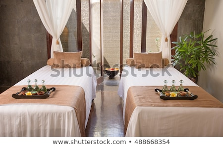 massage room interior with equipment and furniture stock photo © robuart