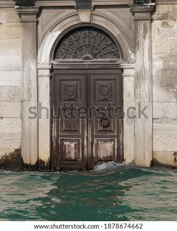 High water Stock photo © Hofmeester
