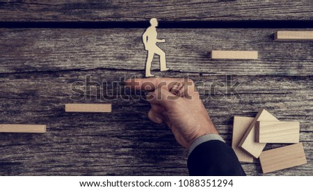 Business Support Management Stock photo © Lightsource