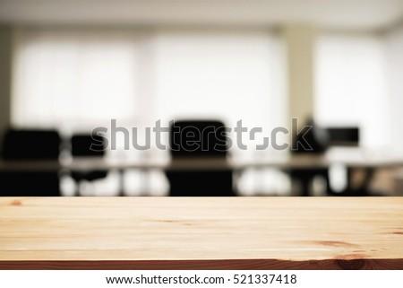 Iş ahşap masa kelime ofis moda çocuk Stok fotoğraf © fuzzbones0