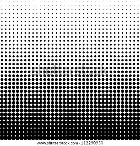 Blanc noir en demi-teinte vecteur effet zigzag modèle Photo stock © fresh_5265954