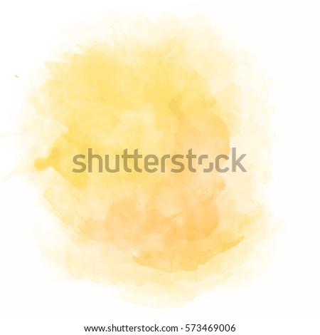 осень акварель всплеск Живопись баннер вектора Сток-фото © kostins