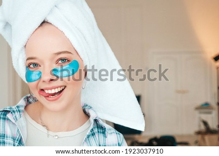 Sexy · полотенце · красивой · сексуальная · женщина · белый · женщину - Сток-фото © dash