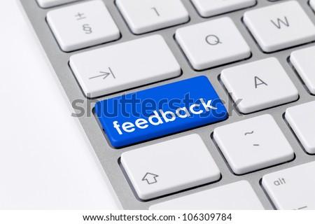 бизнеса · качество · клиентов · обратная · связь · клавиатура · службе - Сток-фото © fuzzbones0
