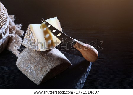 cheese assortment Stock photo © saddako2