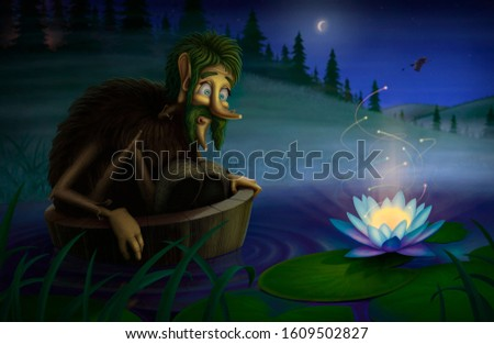 Water Goblin Stock photo © derocz
