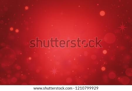 Weihnachten · Spielerei · Geschenk · Baum · bokeh · Lichter - stock foto © anna_om