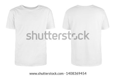 Young man in gray shirt isolated on white Stock photo © Elnur