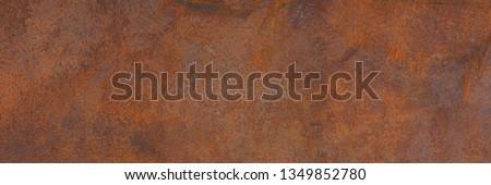 rusty metal plate stock photo © lizard