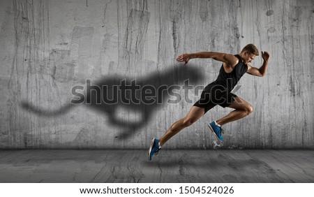 sportswear of winner Stock photo © ssuaphoto