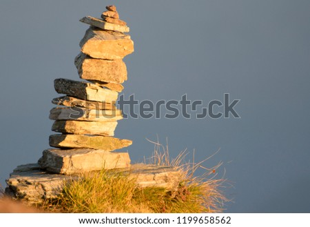 Pietra himalaya la panorama montagna Foto d'archivio © dmitry_rukhlenko