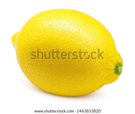 Whole lemon Stock photo © photography33
