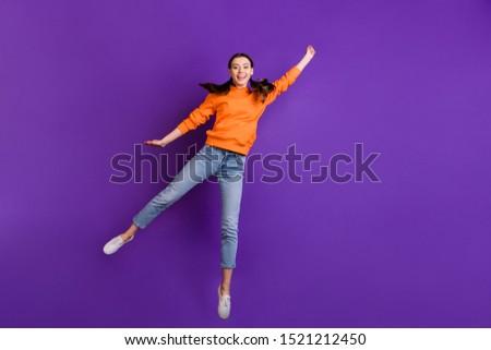 Alegre adolescente caer piscina nina hombre Foto stock © ruzanna